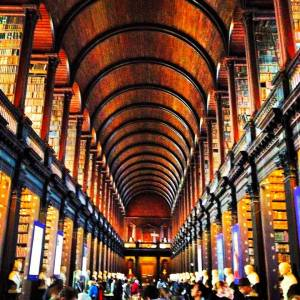 Irish Library