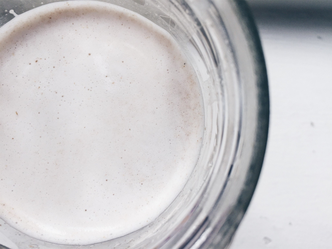 how to make oat milk-one taste at a time